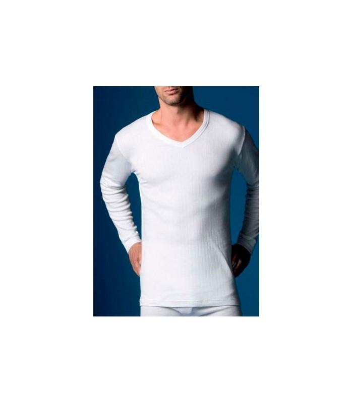 Camiseta Interior manga larga hombre, 209 abanderado