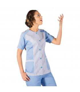 Blusa Sanitaria Unisex Mod. 609,  GARYS