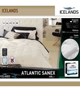 Nórdico Blanco Atlantic Sanex Antiácaros - ICELANDS