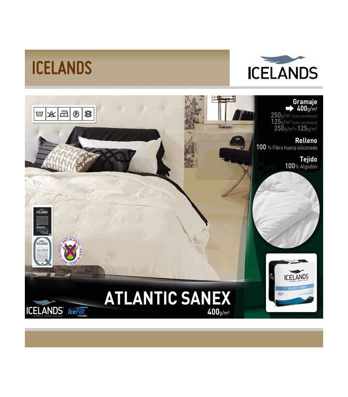 Nórdico Atlantic Sanex Antiácaros - ICELANDS